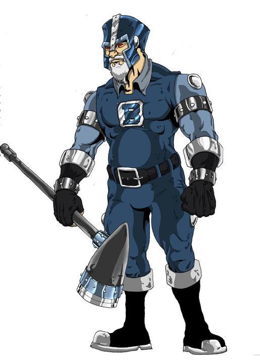 Más Diseños 2012 de Personajes Mitomano Comics