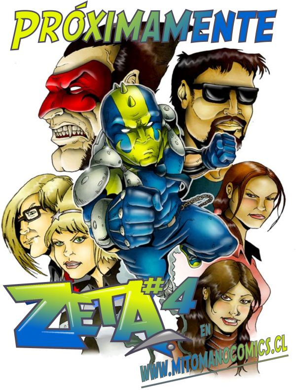 Próximamente Zeta #4