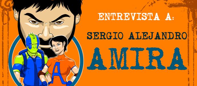 Entrevista a Sergio Alejandro Amira