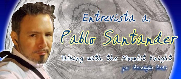 Entrevista a Pablo Santander